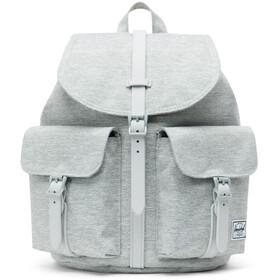 Herschel Dawson Small Backpack Unisex, light grey crosshatch
